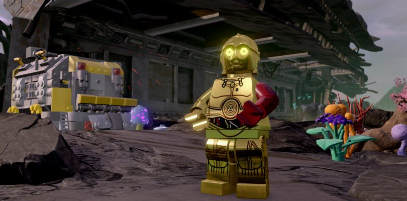 Lego Force Awakens DLC Free for PS4 and PS3