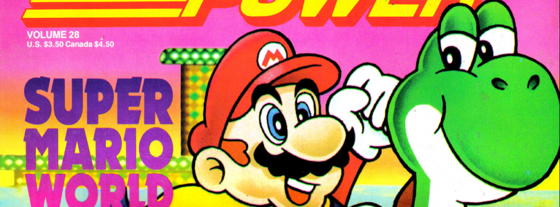 Nintendo Power Archive Axed by Nintendo