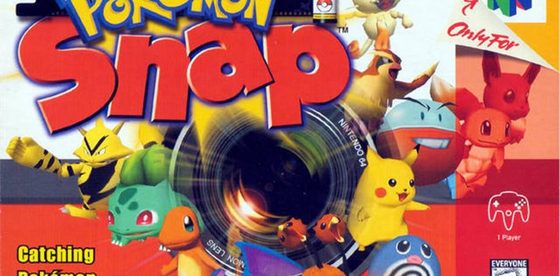 Pokemon Snap Is Coming to Wii U Virtual Console This Week
