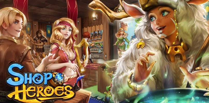 Win Early Access to Shop Heroes on Steam