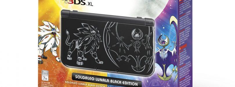 "Pokemon Sun & Moon ""New"" 3DS XL Announced"