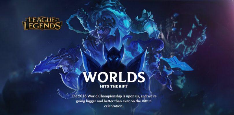 Zedd Creates Ignite for 2016 League of Legends World Championship