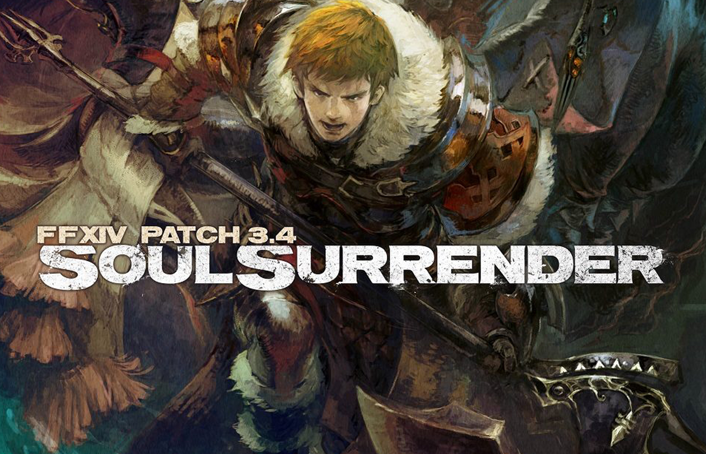 Surrender your Soul in Final Fantasy XIV 3 4 Patch | Marooners' Rock