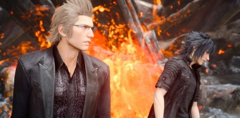 Final Fantasy XV – New Story Trailer from Tokyo Game Show 2016