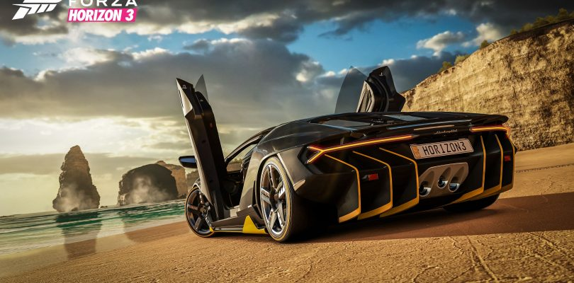 Forza Horizon 3's Soundtrack is on fire!