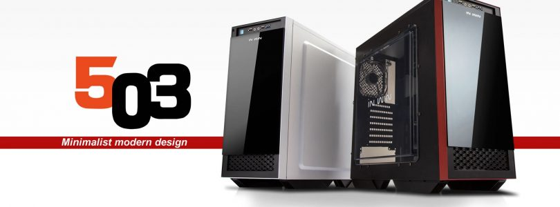 In Win 503 Gaming PC Chassis Review
