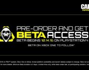 Call of Duty: Infinite Warfare Multiplayer Beta Announced