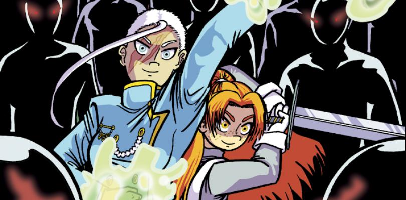 Mechanaflux – An Indie Fantasy Comic Series