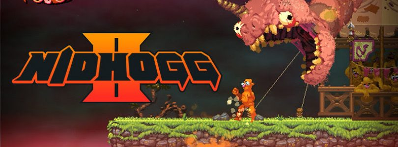 Sequel to Messhof's award-winning game Nidhogg, to be shown for the first time at TwitchCon