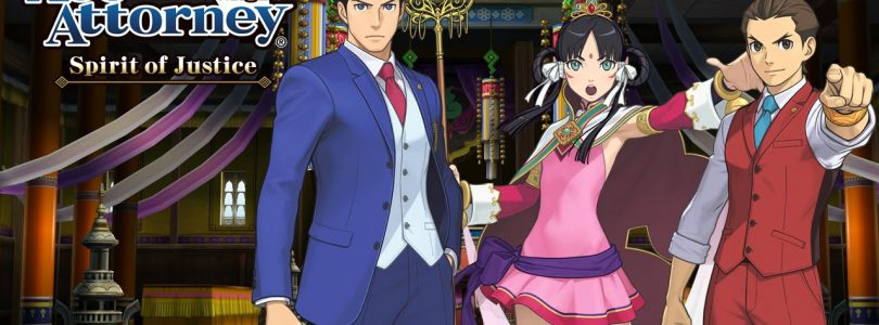 Ace Attorney: Spirit of Justice DLC Case 'Turnabout Time Traveler' Available Now!