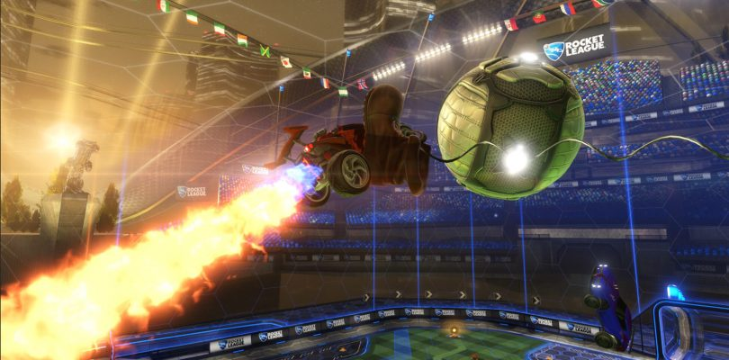Rocket League Rumble Gets Ready To….Release