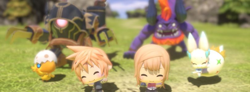 TGS 2016: New World of Final Fantasy Trailer Released