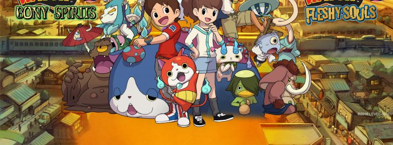 Yo-Kai Watch 2: Bony Spirits/Fleshy Souls Review