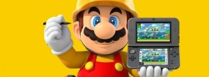 Super Mario Maker Coming to a 3DS Near You Soon