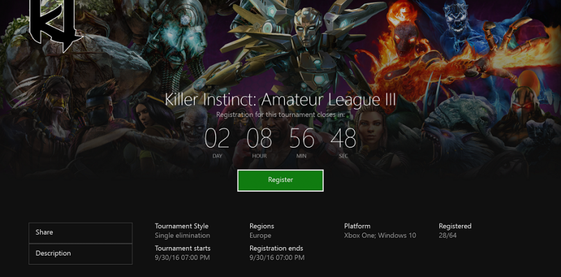 Arena and Other Xbox Live Features Heading to Preview