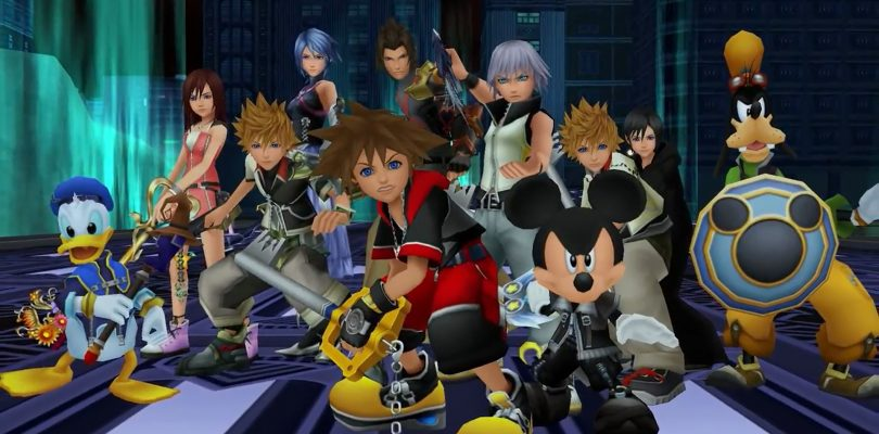 Kingdom Hearts HD 1.5 & 2.5 ReMIX Coming Soon to the PlayStation 4