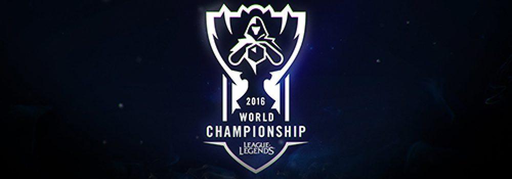 League of Legends World Championship Quarterfinals Results