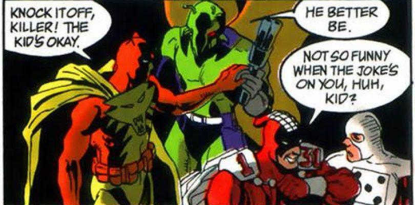 Batman Month 2016: The Worst (not in the good way) Villains