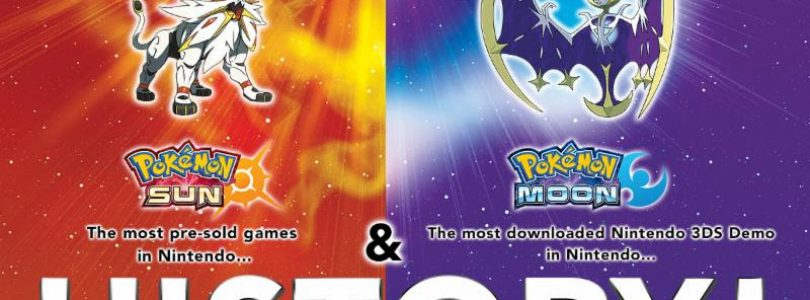 Pokemon Sun And Moon Made Nintendo History Today