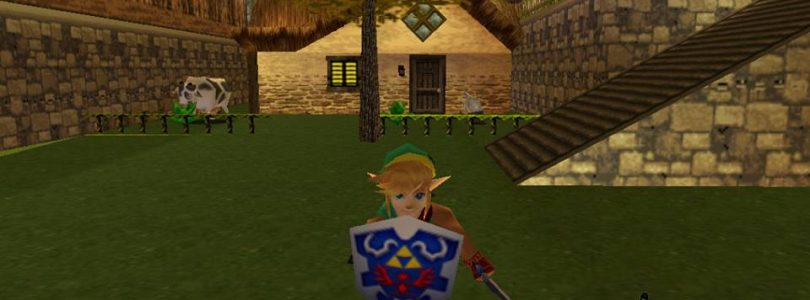 Link's Awakening in the Ocarina of Time Engine?!