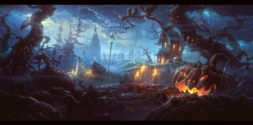 Five Multiplayer Video Games to Play During Halloween