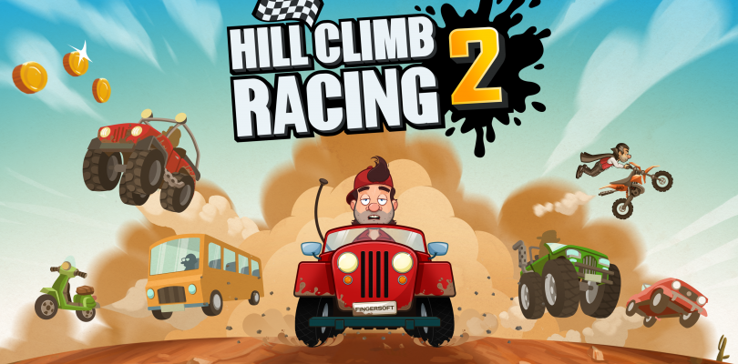 Fingersoft's Hill Climb Racing 2 Launches on Android!