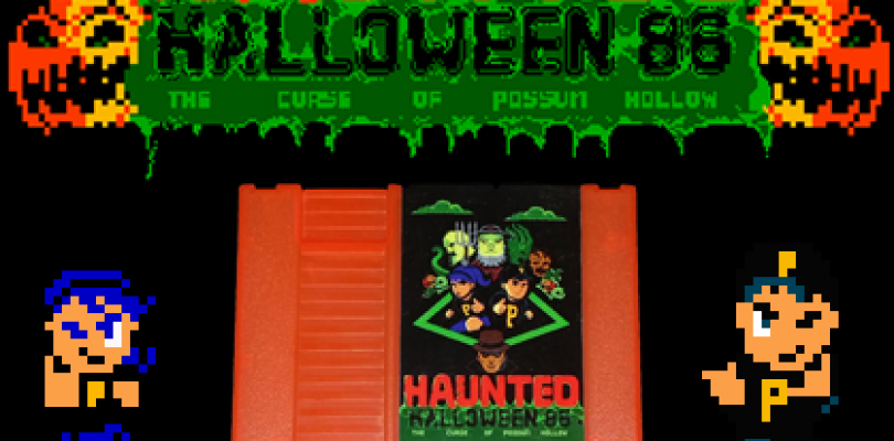Haunted '86 – NES Homebrew Hits Steam Greenlight