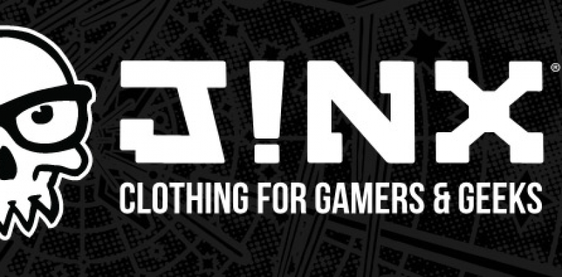 J!NX Releases Two New Lines of Apparel for Gamers