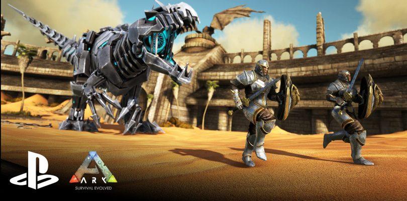 ARK: Survival Evolved Bringing Dinos to the PlayStation 4