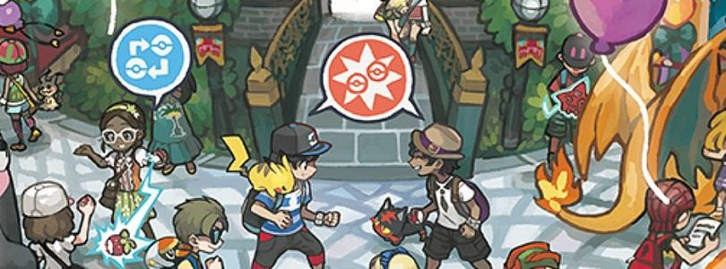 Global Missions Launch in Pokemon Sun and Moon