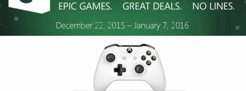 """Biggest Ever"" Xbox Countdown Sale Counts Well Into The New Year!"
