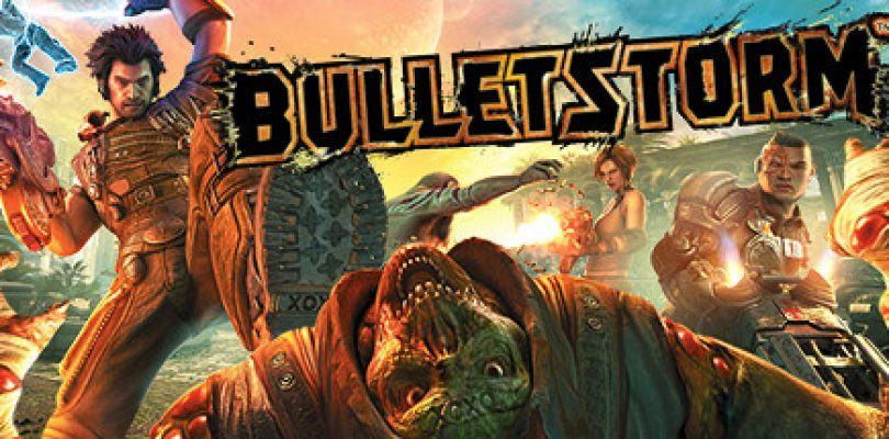 Gearbox Announces Bulletstorm Full Clip Edition