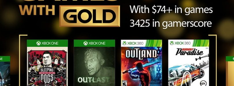December 2016 Games with Gold Offer Will Keep You Warm