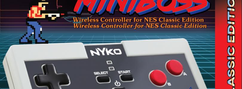 NES Mini Wireless Controller