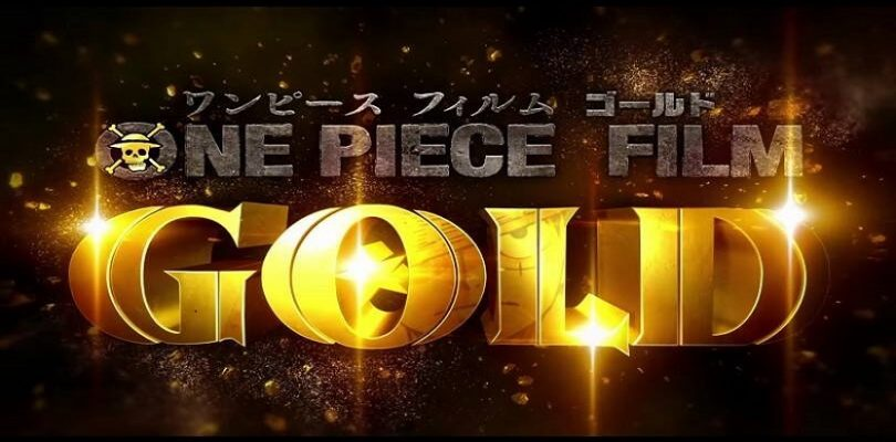 Funimation Announces Advanced Ticket Sales for One Piece Film: Gold