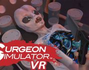 Surgeon Simulator VR