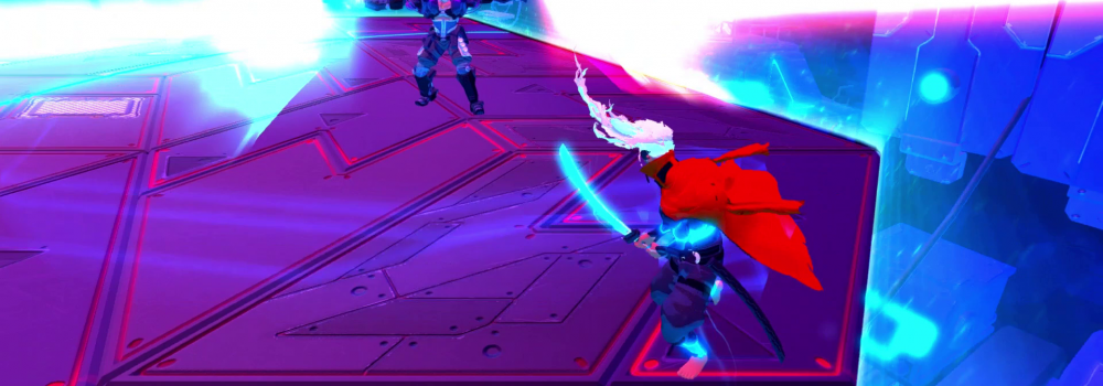 Furi is Now Available on the Xbox One