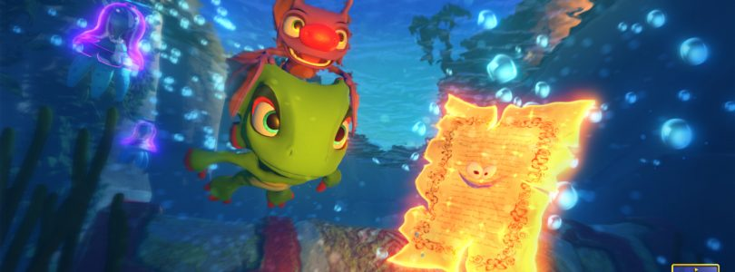 Yooka-Laylee Release Date and Wii U Cancellation