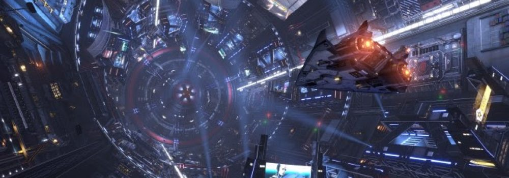 Multiplayer Space Epic Elite: Dangerous Headed To PlayStation 4!