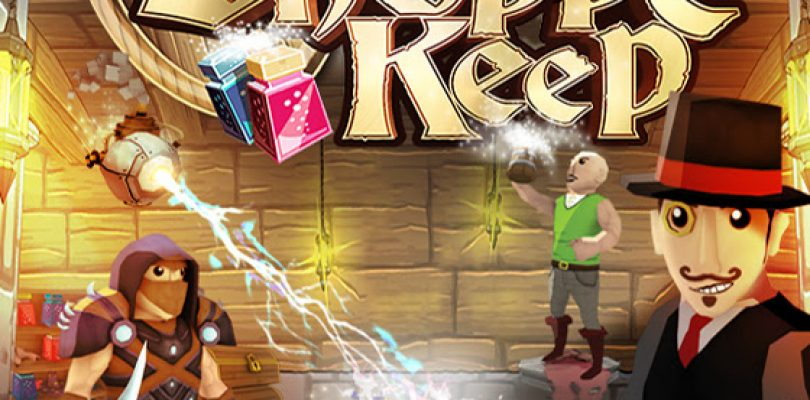 Shoppe Keep Opening on Xbox One and PS4 in 2017