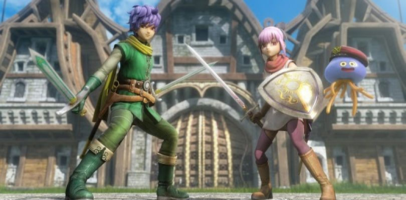 Square Enix Announces  Dragon Quest Heroes II Heading to US in April 2017