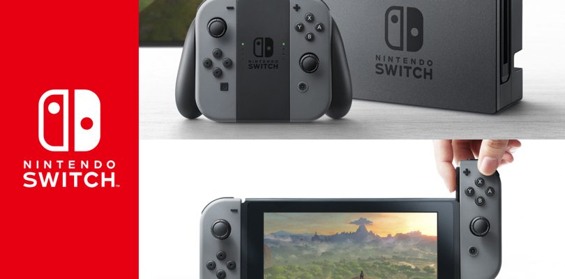 Switch Release date