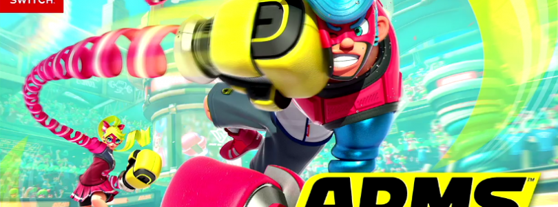 Switch Two new Games Arms