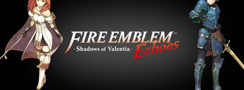 Fire Emblem: Shadows of Valentia Announced for Nintendo 3DS