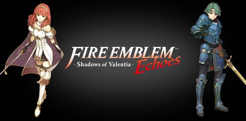 Fire Emblem: Shadows of Valentia Announced for Nintendo 3DS
