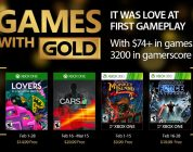 Games with Gold for February Announced
