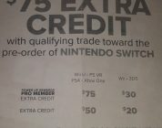 Gamestop Nintendo Switch Incentive