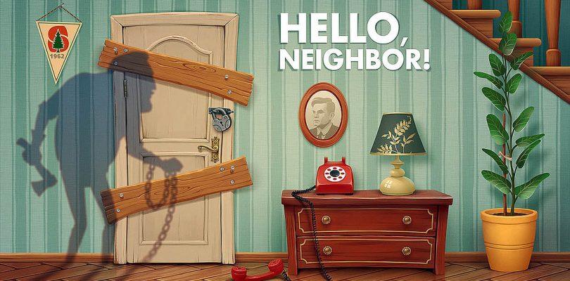 Hello Neighbor, tinyBuild, PAX South