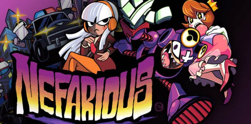Nefarious Lets Players be the Bad Guy