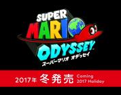 Super Mario Odyssey Coming to Nintendo Switch